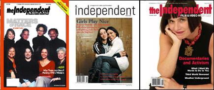 Three Magazine Covers