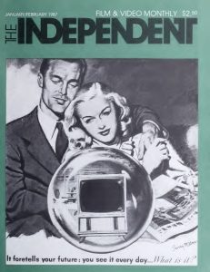 Independent Film and Video Monthly, Volume 10 Cover