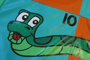 A Snake at Number Ten by Foilman