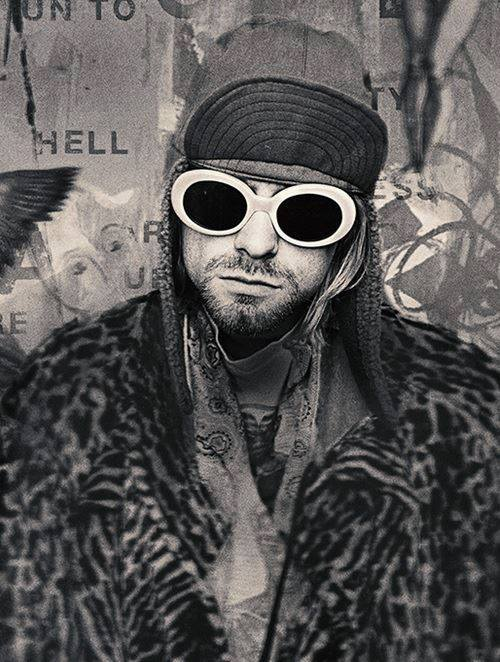 The late Kurt Cobain. Courtesy HBO Documentaries.