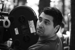 Director Radu Jude. (Courtesy A Big World Pictures)