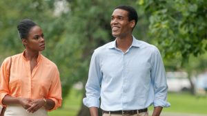 Southside With You fictionalizes Barack and Michelle (Robinson) Obama's first date (courtesy Sundance Film Festival).