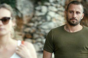 Diane Kruger and Matthias Schoenaerts in Disorder