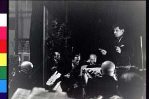 Leonard Bernstein circa 1948