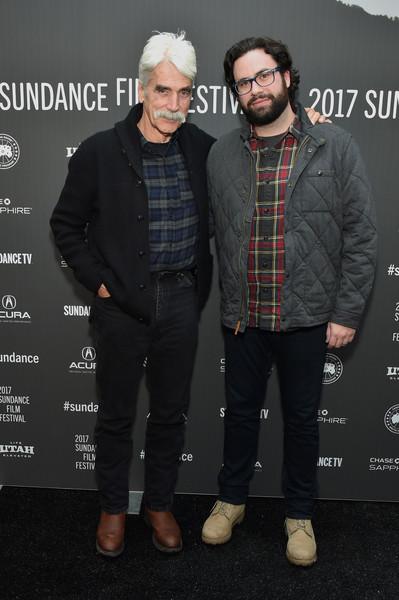 Actors Sam Elliott and Brett Haley