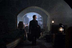 Denis O'Hare as Edgar Allan Poe