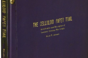 The Celluloid Paper Trail book by Kevin Johnson