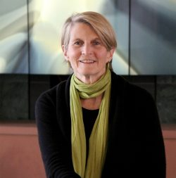 Midge Costin in a publicity photo