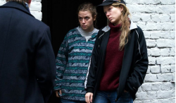 Lea Seydoux and Sara Forestier in Oh Mercy!