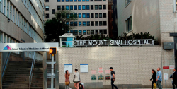 Mount Sinai Hospital in Born To Be