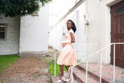 Angelica Ross as Georgia in the documentary short Framing Agnes