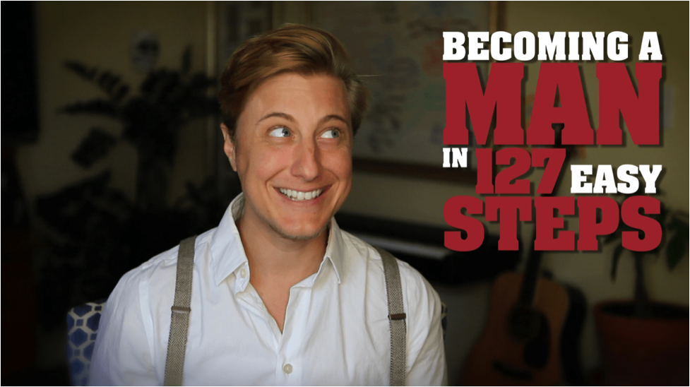Photo for Becoming a Man in 127 Easy Steps