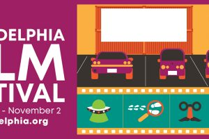 Banner for Philly Film Fest