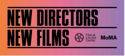 New Directors/New Films Logo