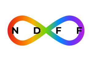 Logo for Neurodivergent Film Festival