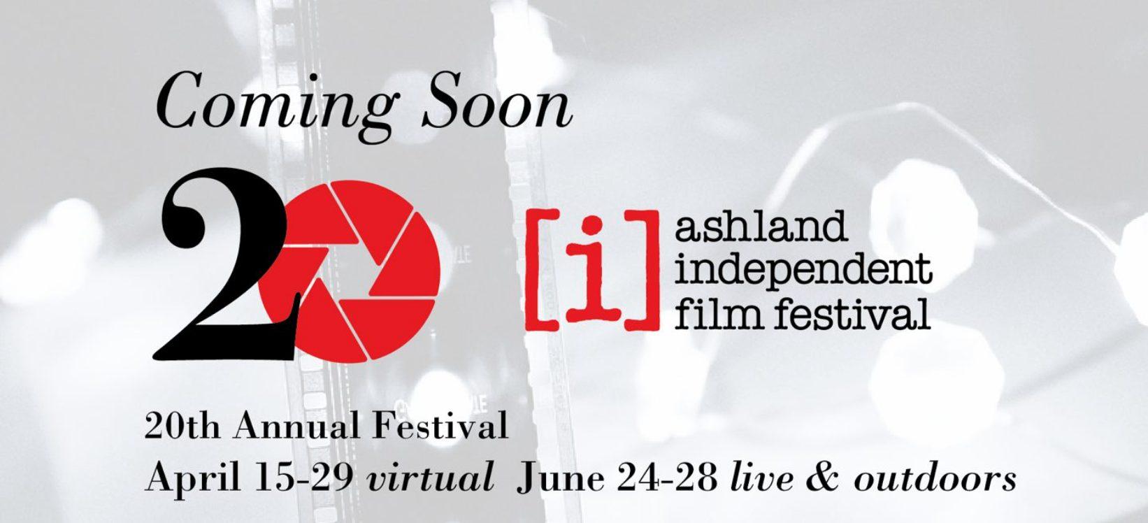 Ashland Film Festival Poster