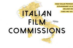 Italian Film Commissions Logo