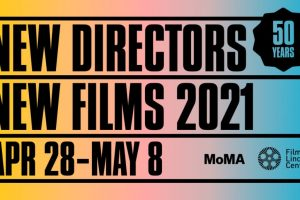 New Directors, New Films 2021 poster
