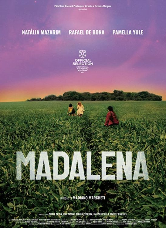 Release Poster for Madealena