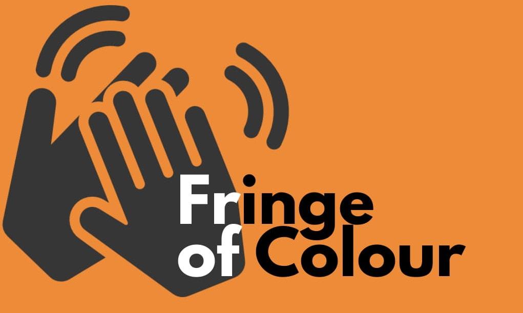 fringe of colour logo