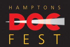 Logo for Hampton Doc Fest