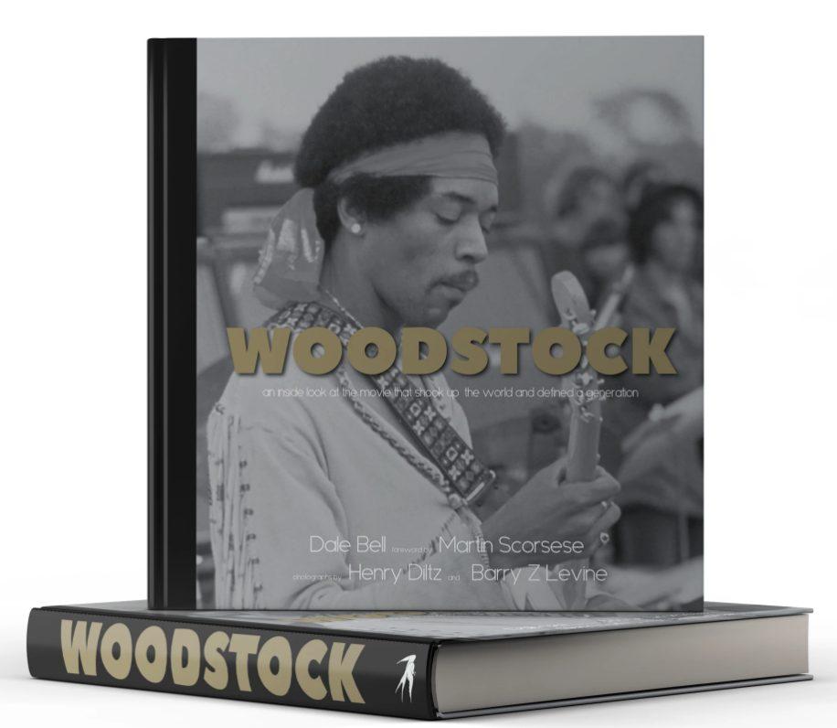 <em>Woodstock</em>, The book