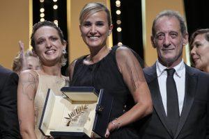 """Julia Ducournau Wins Palme d'Or for """"Titane"""""""